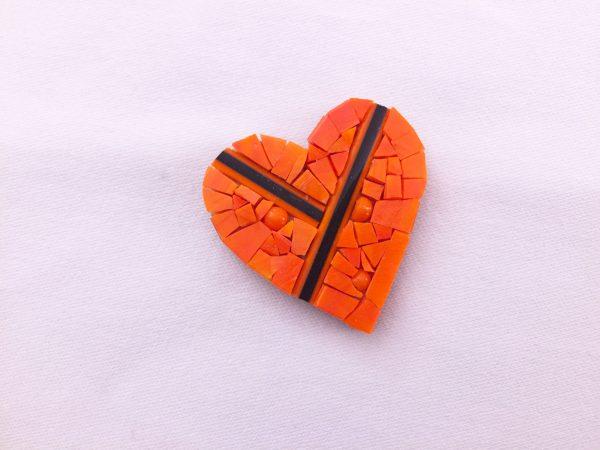 mosaique-magnet-coeur-orange